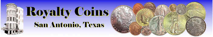 Specializing in US Collectible Coins - Silver